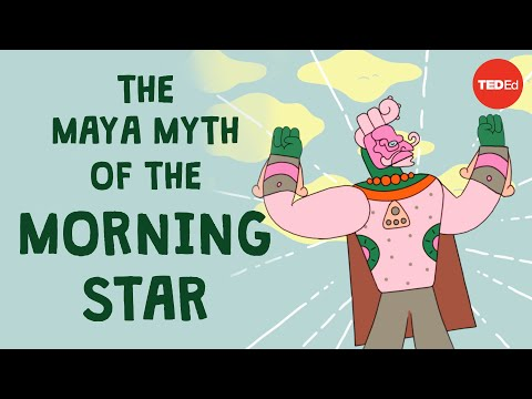 Video image: The Maya myth of the morning star