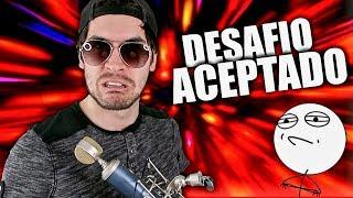 DESAFIO ACEPTADO !!