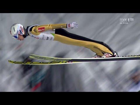 MŚ w Lahti: Johann Andre Forfang ustanawia rekord skoczni (138 m)