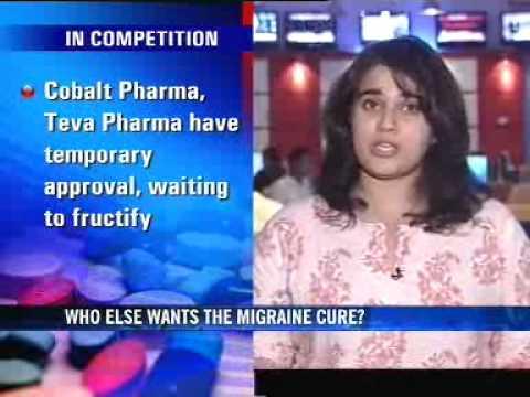 Ranbaxy gets USFDA nod for migraine drug