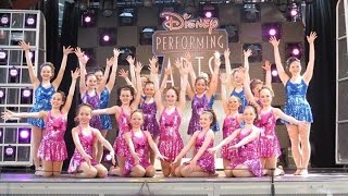 Ringwood Ballet - Dance Around the World - Disney California Adventure Performance