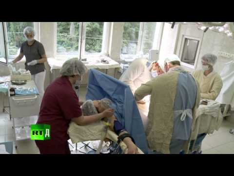 Trying to avoid a repeat of a traumatic first labour - Newborn Russia (E16)