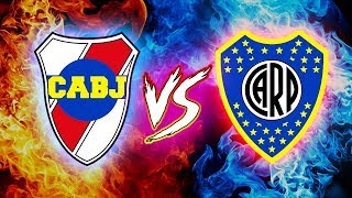 YTPH Boca Plate y River Juniors Juegan la Final
