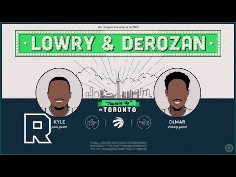 The Friendliest Duo: DeMar DeRozan and Kyle Lowry | Running Mates | The Ringer