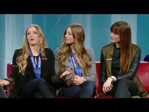 Dufour-Lapointe Sisters On George Stroumboulopoulos Tonight: INTERVIEW