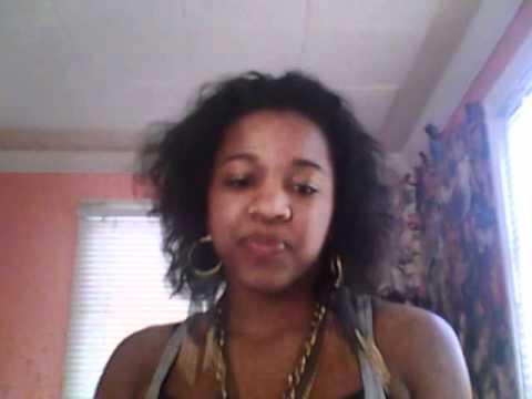 Cherrelle Brown sings Slow Motion