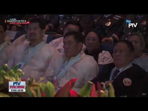 Duterte attends 28th Anniversary of the Bureau of Jail Management and Penology