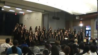 River Heights Intermediate School Choir Antiphonal Kyrie