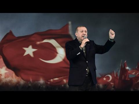"Ankara accuse Berlin de ""pratiques nazies"" après l'annulation de meetings pro-Erdogan"