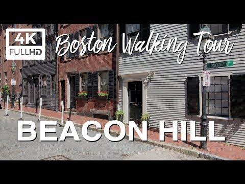 Boston Walking Tour - Beacon Hill