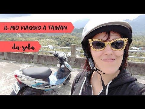 Il mio viaggio a Taiwan da sola - due settimane tra metropoli e giungla