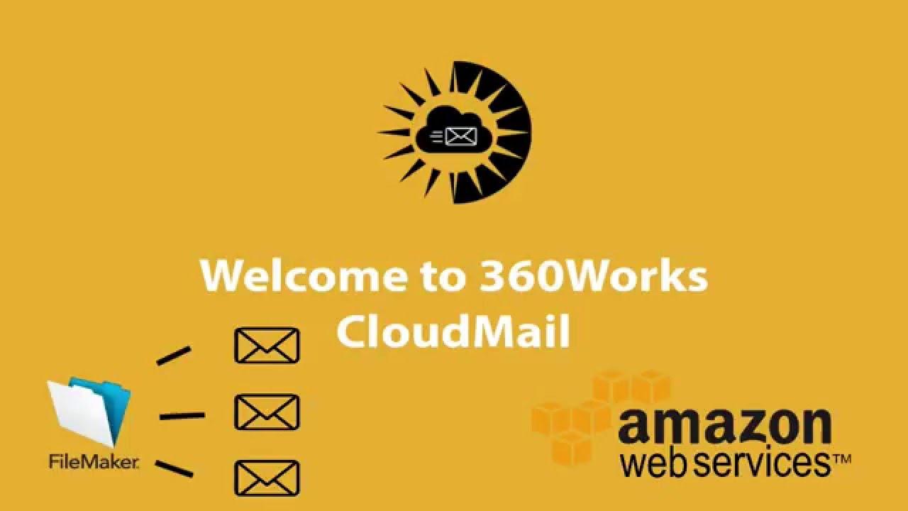 FileMaker Email Marketing Plugin | 360Works CloudMail