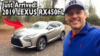Just Arrived: 2019 Lexus RX 450hL AWD on Everyman Driver