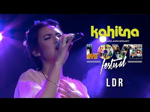 Raisa   LDR    Kahitna Love Festival Concert