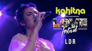 Video Raisa -  LDR  |  (Kahitna Love Festival Concert) download MP3, 3GP, MP4, WEBM, AVI, FLV Desember 2017