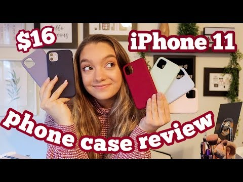 $16 IPhone 11 CASE REVIEW // Miracase Cases On Amazon