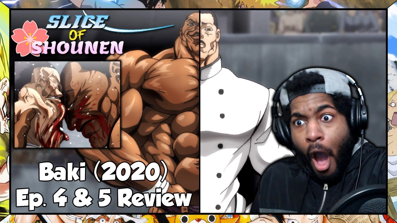 Download SoS | OLIVA VS RAHON: THE BATTLE FOR THE TITLE OF UNCHAINED!!! (Baki 2020 Episode 4 & 5 Reaction)