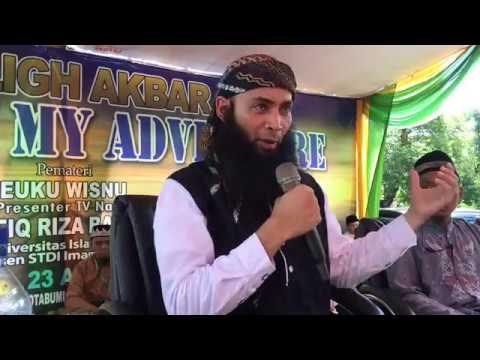 My Hijrah My Adventure Part 2 [Stadion Sukung, Kotabumi] - Ustadz Dr Syafiq Riza Basalamah M A