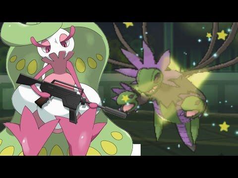 Queenly Majesty   Pokemon Sun & Moon Wifi Battle