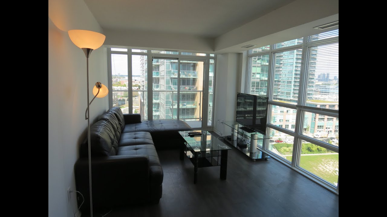 85 East Liberty St Toronto Large 2 Bedroom Suite Furnished Rentals Youtube