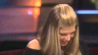 Fergie (& Black Eyed Peas) Interview on Live (Full HQ)