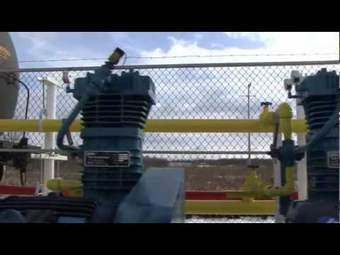 Blackmer Compressors Improve LPG Transloading At Wenner Gas Terminal, Cold Spring Minnesota, USA
