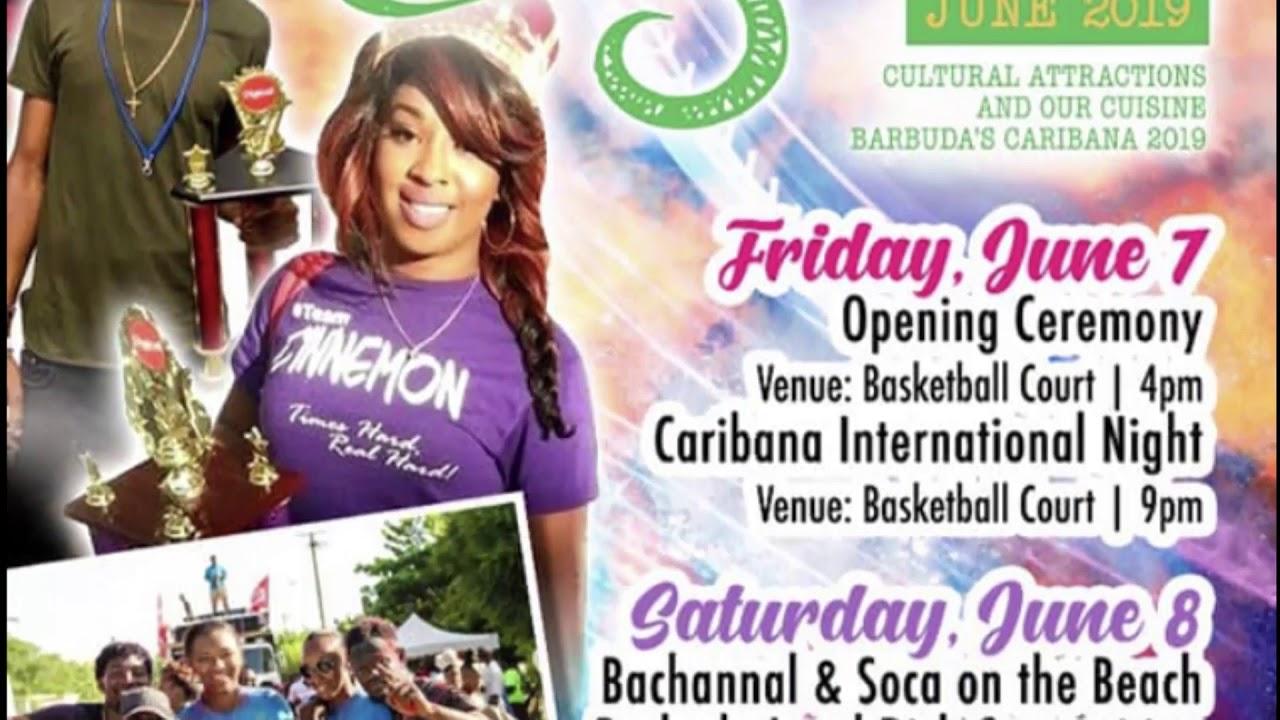 CARIBANA 2019   ABS TV Radio Antigua & Barbuda