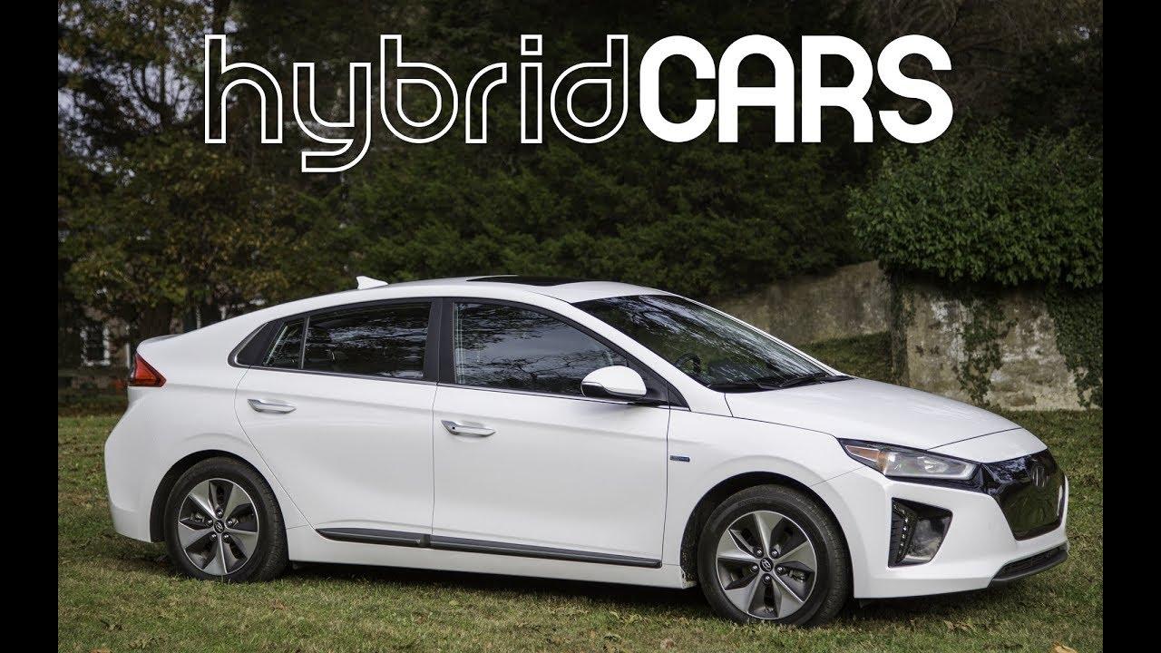 2018 Hyundai Ioniq Electric Review Hybridcars