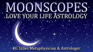 FEBRUARY - MARCH 2015 ASTROLOGY LEO FULL MOON with KG Stiles