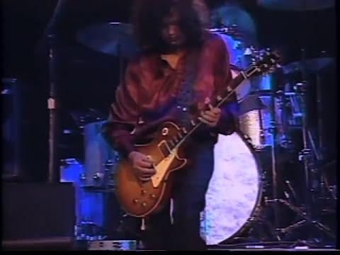 Jimmy Page & Robert Plant Detroit 1995 (Ramble On, Thank You