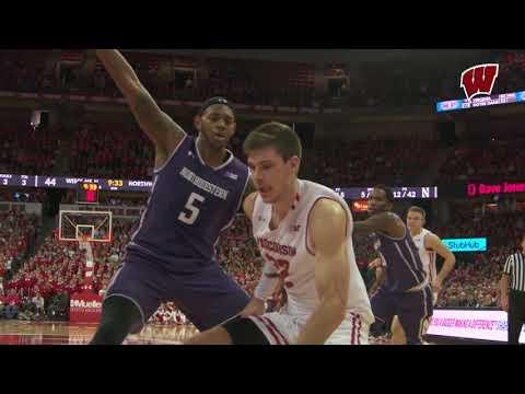 Game Audio: MBB: Wisconsin 62, Northwestern 46