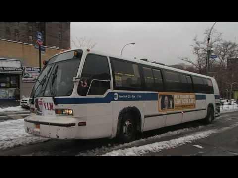 MTA New York City Bus Novabus RTS 5169 on the Bx42