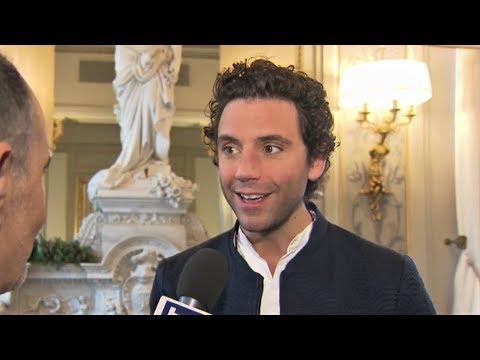 """2018.12.17  Mika interview [ Sound of An Orchestra ] for """"La Compagnia del Cigno"""" Mp3"""