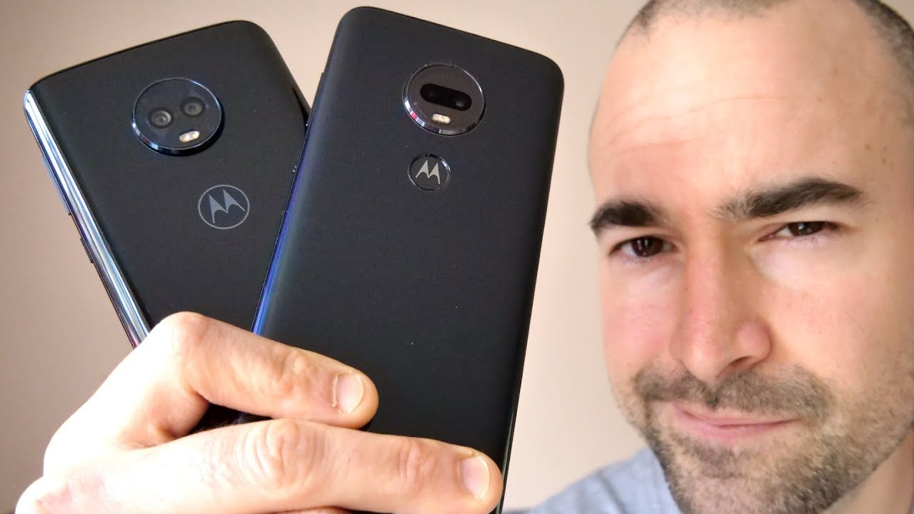 Motorola Moto G7 Plus vs Moto G6 Plus | What's new?