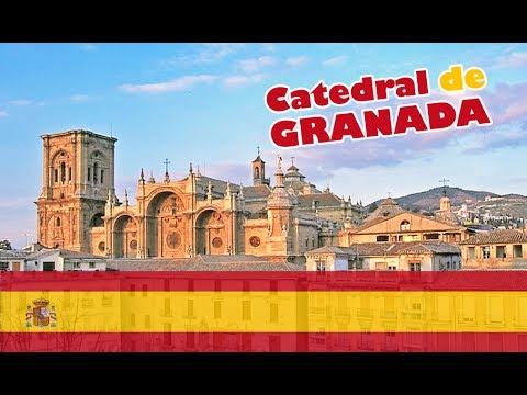 Travel To Granada - Cathedral De Granada - Procession Of Virgin De Las Angustias (30 September 2012)