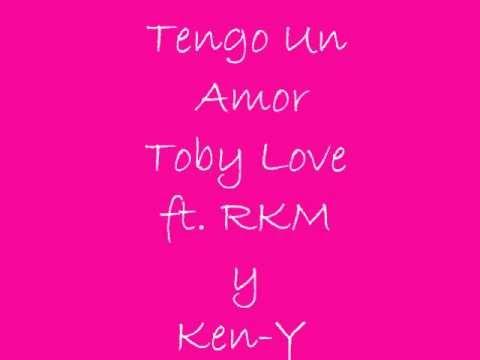 video clip tengo un amor de toby love:
