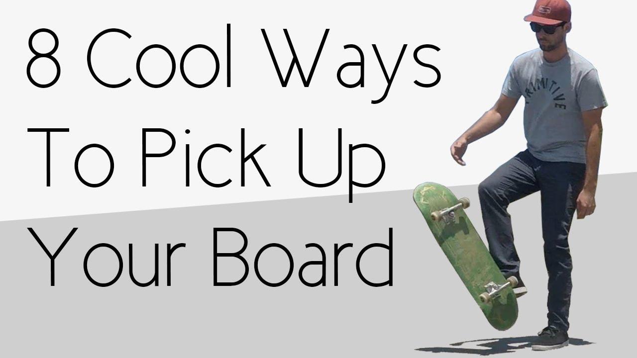 23 easy beginner skateboard tricks which look impressive