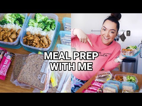 Meal Prep With