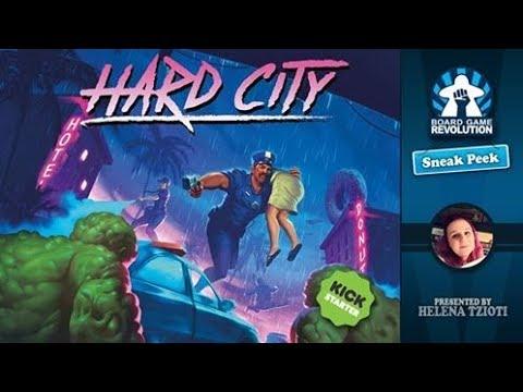 Hard City - BGR