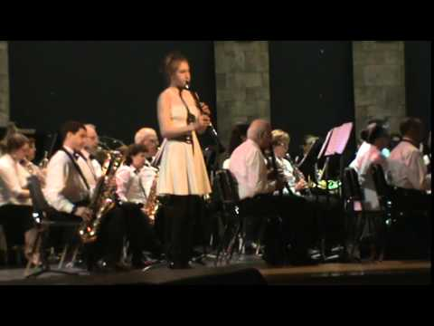 Canticle by James Curnow - Clarinet Solo - YouTube