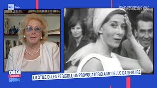 Lea Pericoli: regina del tennis e maestra di eleganza - Oggi è un altro giorno - 04/06/2021