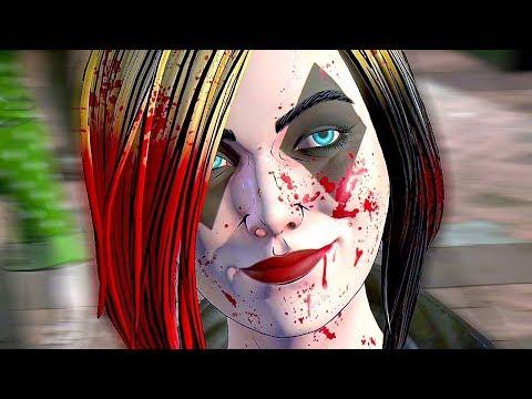 BATMAN Telltale SEASON 2 EPISODE 3 All Endings - No Commentary