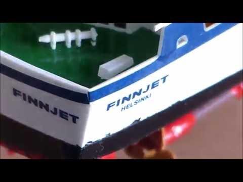 G.T.S Finnjet Revell 05229 1989