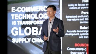 Hui Cheng, Head of Robotics, JD | Full video | 2018 Code Commerce