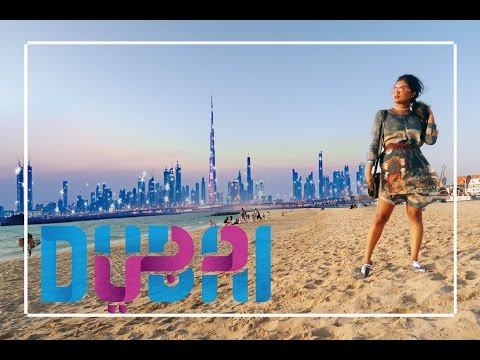 BIRTHDAY IN DUBAI - Travel Vlog (What to do & Where to eat in DUBAI + NIGHTLIFE)