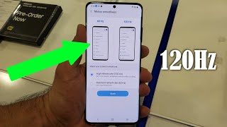 Samsung Galaxy S20 Ultra - The 120Hz Refresh Rate Display is Incredible