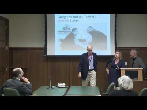 Researcher Talk: Tax and Spend: The Welfare State, Tax Polit