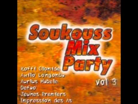 Soukouss Mix Party Vol III (l'album entier)