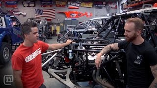 Winning Off Road Truck Fabrications At Geiser Bros: Garage Tours With Chris Forsberg