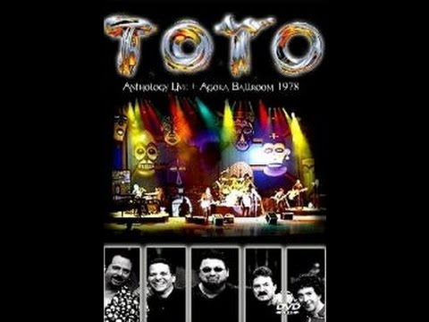 Toto - Live in Paris - 1990 - Full Concert!